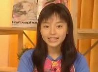 平野綾の子役時代画像